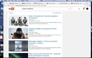 Do a search and find about 100 private trips to Antarctica. Someone is lying all right...